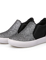 Women's Shoes  Wedge Heel Wedges / Platform  Creepers  Comfort Round Toe Loafers Dress / Casual More Colors Available