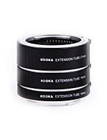 laiton af-SE47 de tubes d'extension macro Kooka pour Monture Sony E (10mm 16mm 21mm) caméras