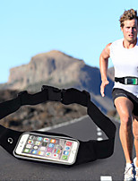 Sports Jogging Waist Case Belt Running Bag for iPhone 6/6S and Other Phones Below 4.7 Inch(Assorted Colors)