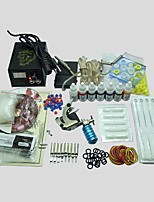 BaseKey Professional Tattoo Kits K106 1 Gun Machine With Power Supply
