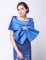 Wedding / Party/Evening Polyester Capelets Sleeveless Wedding  Wraps