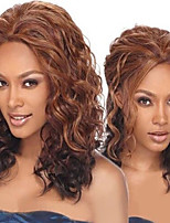Popularly  Women Lady Synthetic Wigs From Stock  To European And America