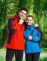 Men's Jacket Camping & Hiking / Hunting / Fishing Waterproof / Windproof / Thermal / Warm Spring / Autumn