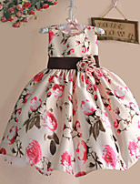 Girls Party Floral Tutu For Birthday Christmas Princess Baby Kids Clothing Dresses