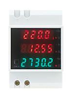 TS - D52-2047 - Digitaal scherm - Voltmeters -