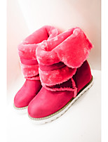 Women's Shoes Platform Round Toe Ankle Boots More Colors available