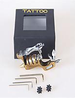 Rotary Tattoo Machine Gun Sunshine Alloy Tattoo Machines 6 Colors Assorted Supply