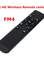 FM4 2.4GHz Wireless Fly Air Mouse Remote Control Keyboard for Android TV BOX