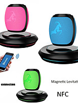 Magnetic Levitation Bluetooth 4.1 Wireless Speaker Subwoofer Re-Chargeable Portable Sound Box