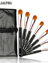 Stellaalpina1 Eyeshadow Brush Weasel Professional / Portable Wood Eye