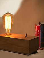 Bureaulampen - LED - Hedendaags - Hout/bamboe
