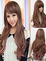 High Quality Fashion Temperament of Curly Hair hair Wigs