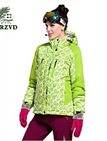 Women's Tops / Jacket Camping & Hiking / Hunting / Fishing / Leisure Sports / Cross-CountryWaterproof / Insulated / Wearable / Windproof