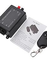 ireless Remote Controller RF Dimmer Brightness Adjustable for 5050/3528 Single Color LED Strip Lights