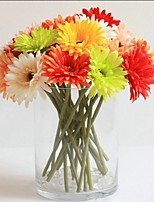 5 Branch African Daisy Artificial Flower