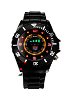 Dazzle Colour Electronic Watch Fireworks