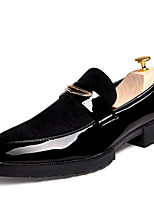 Men's High Quality Slip-on Leather Dress Shoes for Party/Office/Wedding