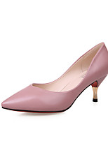 Women's Shoes  Stiletto Heel Heels / Pointed Toe / Closed Toe Heels Dress Black / Pink