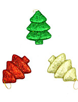 Plastic Wedding Decorations-3Piece/Set Winter Non-personalized Random Color
