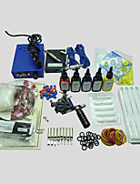 BaseKey Beginner Tattoo Kits K107 1 Gun Machine With Power Supply