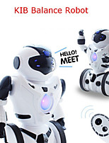 2015 New KiB Remote Control RC Robot Intelligent Balance Wheelbarrow Dance Drive Box Gesture Control Battle Electric Toy