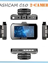 CAR DVD - 4000 x 3000 - con CMOS 3.0 MP - para Full HD / Salida de Vídeo / G-Sensor / Gran Angular / 1080P