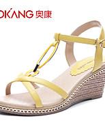 Aokang® Women's Leatherette Sandals - 132823892