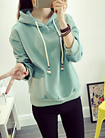 Women's Fashion Casual Thickened Sotton Hoodies Sweater T-shirt