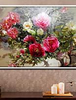 de nieuwe pioen bloem serie decoratieve schilderkunst slaapkamers restaurant vol diamanten diamanten steek volledige dekking