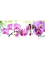 Botánico Impresión de la lona Tres Paneles Listo para colgar , Horizontal