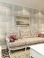Contemporary Wallpaper Art Deco 3D Imitation Striae Wallpaper Wall Covering PVC/Vinyl Fabric Wall Art