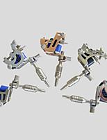 3PCS 미니 장식 문신 기계 임의의 스타일 (색상)