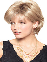 Lady Women Short   Syntheic  Wave  Wigs Extensions Beautiful