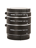 KOOKA KK-NM47A AF Aluminium Extension Tube for Nikon 1 Series (10mm 16mm 21mm) Cameras