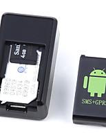 quad-band mms gprs localizador remoto gf08 alarma Localizador de rastreadores gps caída