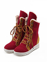 Women's Shoes   Platform / Fashion Boots Boots Outdoor / Office & Career / Casual Platform OthersBlack /  &169