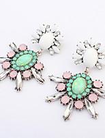 Women's Fashion Wild Small Droplets Drop Earrings