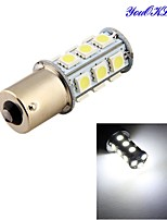 YouOKLight® 1PCS 3W 260lm 18 x SMD 5050 LED White Car Signal Light / Steering Lamp - (DC12V)