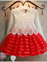 Girl's Red mini Dress