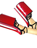 Women's Shoes  30cm Heel Height Sexy Round Toe Stiletto Heel sandals   (More Colors)
