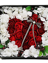 Poliestireno Rosas Flores Artificiales