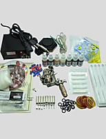BaseKey Beginner Tattoo Kits K111 1 Gun Machine With Power Supply
