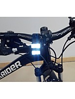 Mtigersports ® Road Bike LED Front Light  White Led   60 Lumens 3 Modes Clip Design/ USB Charging / Easy to Fit