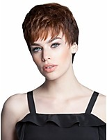 Sale To Eurepean  Syntheic  Hair Wigs Extesions Popular Bang Of Short  Wig
