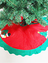 Christmas Tree Apron Tree Skirts Christmas Tree Ornaments Home Party Decor Happy Christmas Decoration Supplies