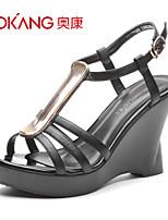Aokang® Women's Leather Sandals - 132825056