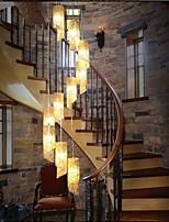 Lampe suspendue - Traditionnel/Classique / Rustique / Vintage - avec Style mini - Métal
