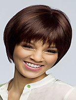 Extensions European Lady Women Wig Syntheic  Wigs Lovely  Color Honest Price
