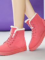 Women's Shoes New Arrival Warm Flat Heel Round Toe Boots Dress / Casual