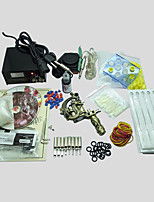 BaseKey Beginner Tattoo Kits K112 1 Gun Machine With Power Supply